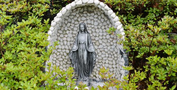 Jamais ceux qui ont eu recours à la Vierge Marie n'ont été déçus 2021-03-27